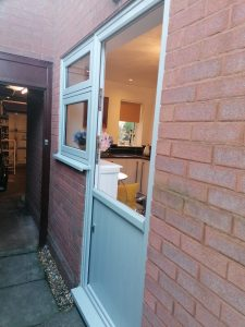 after side window and solidor stable beeston