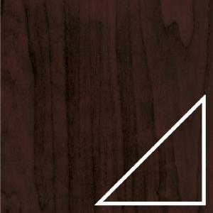 Rosewood brown frame