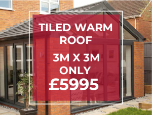 TILED WARM ROOF
