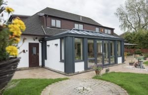ultraframe livinroof conservatory roof replacement